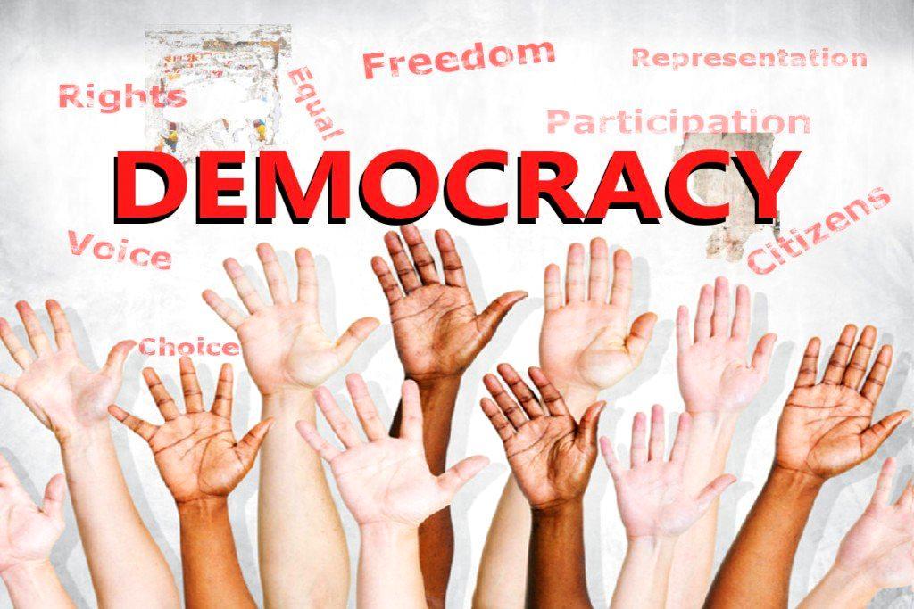 What is choking Nigeria's democracy?