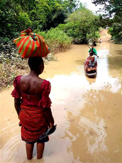 Poor Infrastructure: Ochumode community cries out for help