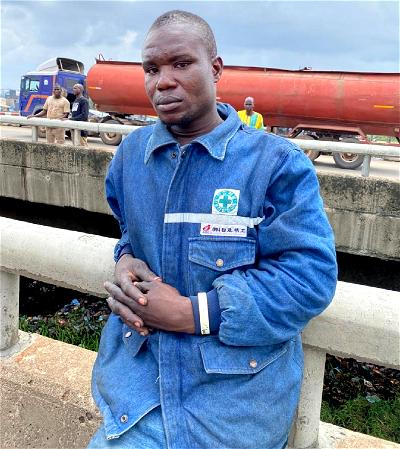Two die, two rescued alive in Lagos- Ibadan Expressway tankers' inferno