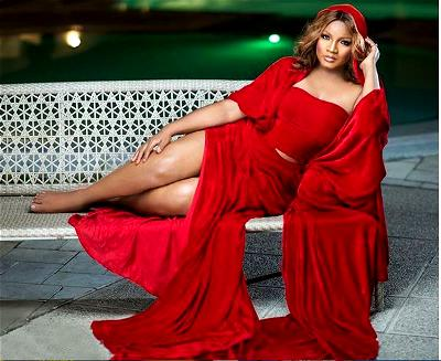 I contracted COVID-19, but getting better, Nollywood actress, Omotola, reveals