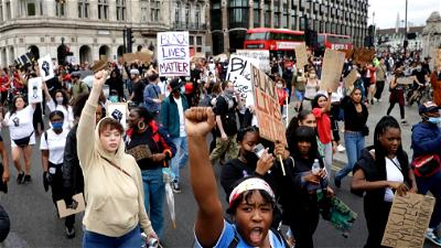 Mayor urges people to avoid central London ahead of protests
