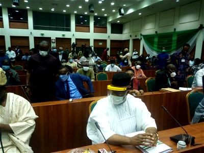 (BREAKING): NDDC Probe: Gbajabiamila gives Akpabio 48hrs to publish names of Reps who got contracts