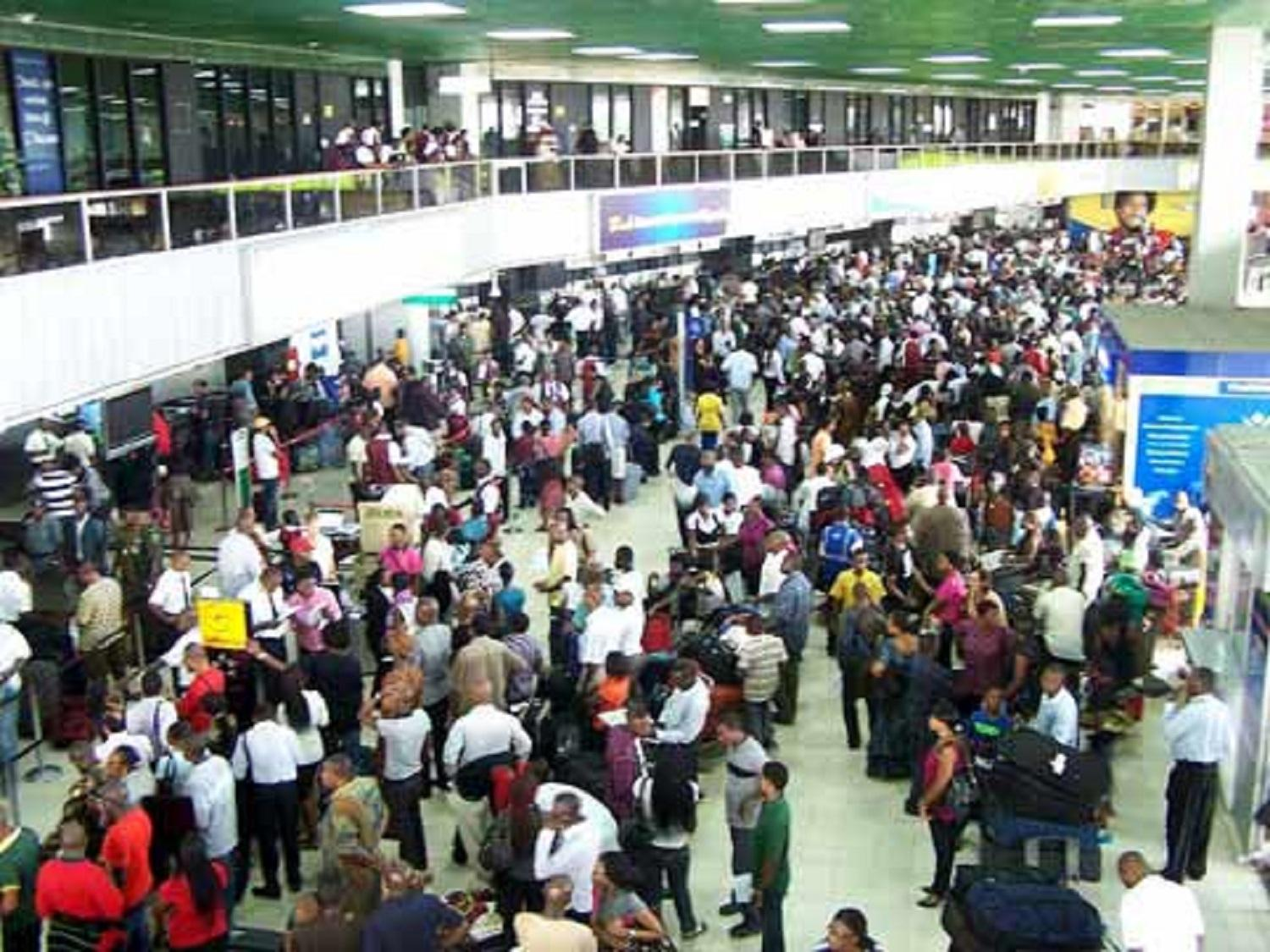 FG reduces passengers arrival time to airport to 1hr 30mins