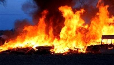 Mysterious fire raze down 18 houses in Otukpo community