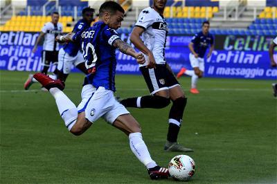 Atalanta, Gomez. Serie A