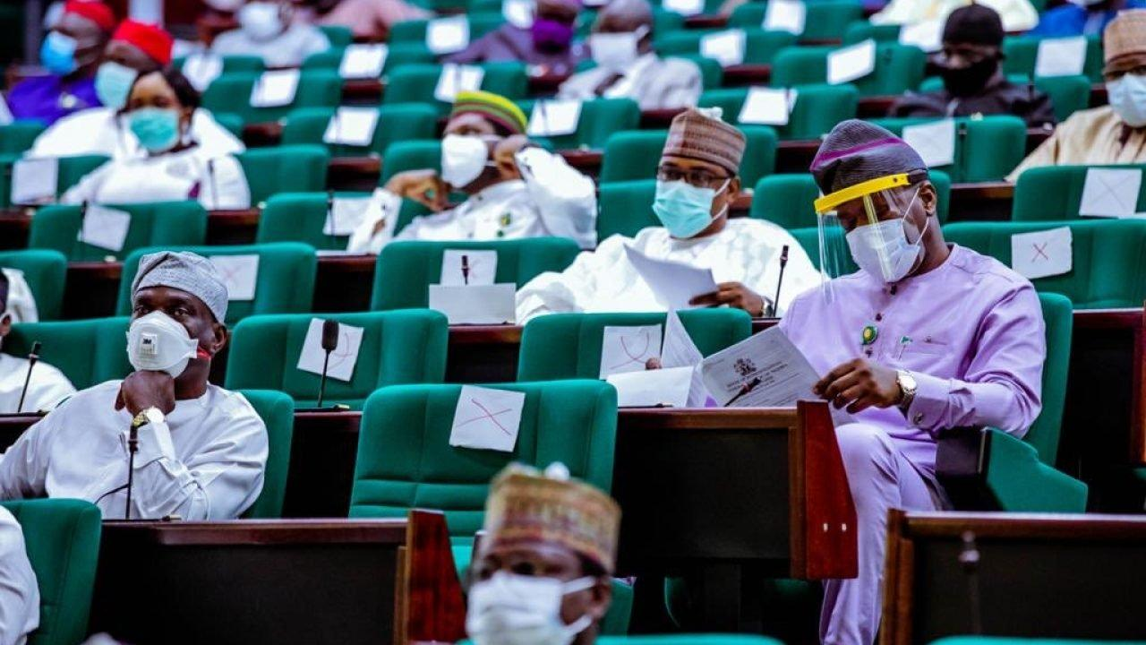 BREAKING: Reps in shouting match over PIB