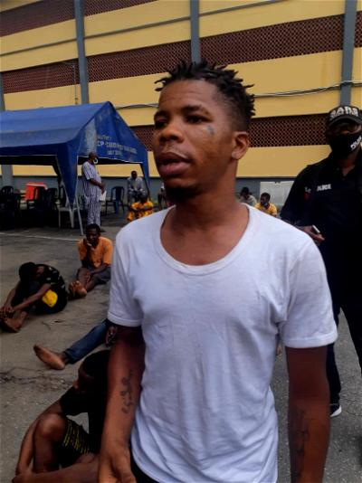 I rape housewives, maids during operation - robbery suspect