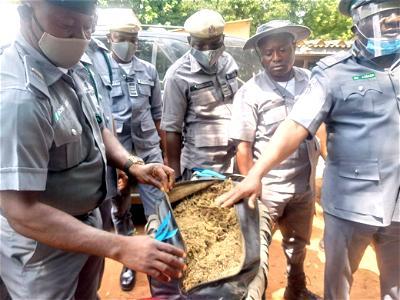 Customs rakes in #19.5 million in Ogun in three months