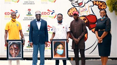 Obaseki pledges support for Edo-born Ozah's World Guinness Record attempt
