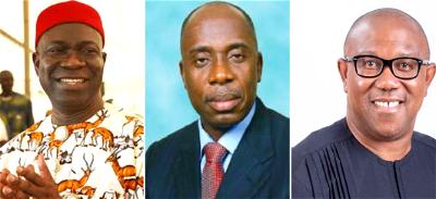 Amaechi celebrates old Rivers' governor