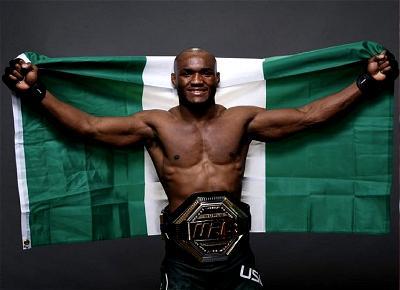 BREAKING: 'Nigerian Nightmare' Kamaru Usman suspended for six months