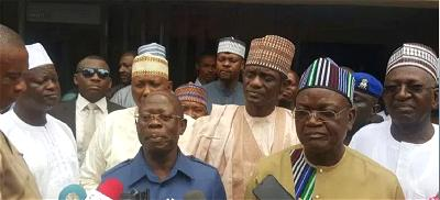Ortom Vs Oshiomhole: Court fixes Oct 13 for hearing in N10bn suit