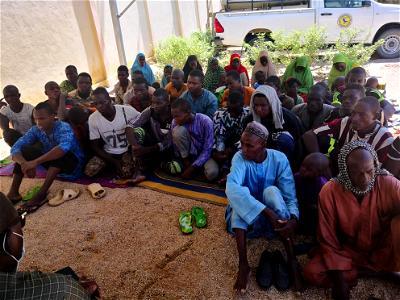 47 Boko Haram/ISWAP Terrorists surrender, finger leadership crisis, failed promises from Commanders