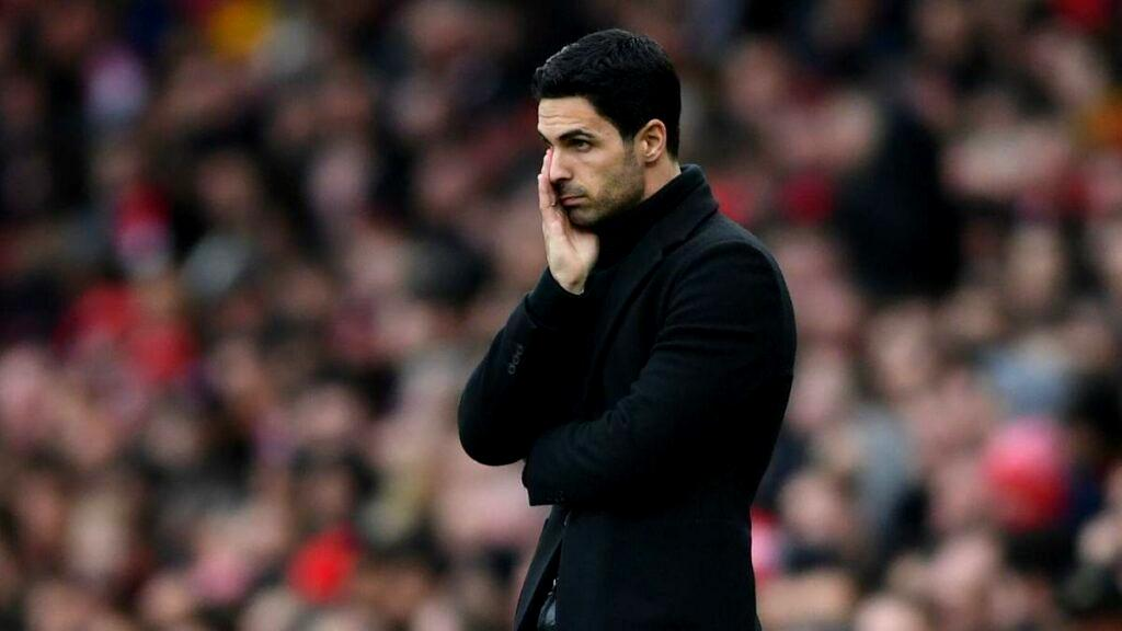 Arteta claims north London derby different without fans
