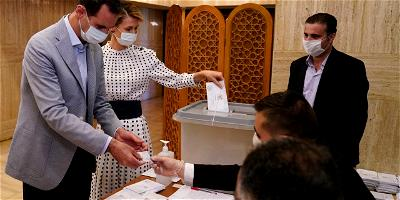 Ballot counting in Syria's parliamentary elections near completion