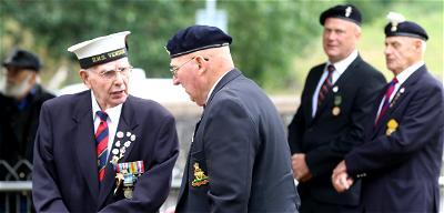 Britain marks 75 years since Japan's defeat in World War II