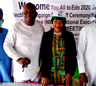ADC flags off campaign, says woman like Oboh will heal Edo