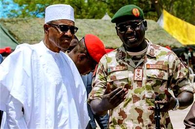 Buhari, Buratai get kudos for establishing Nigerian Army Reference Hospital Abakaliki