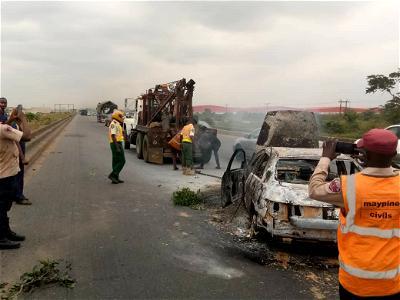 Gridlock on Lagos