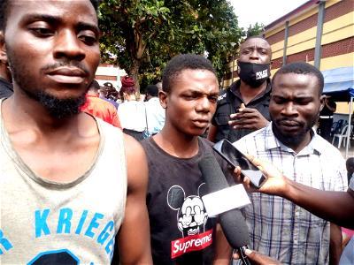 3 Benue gun fabricators nabbed in Lagos while waiting for customers
