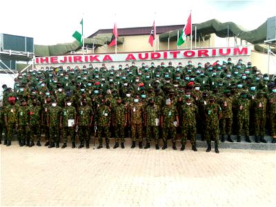 292 Army officers to sit for SSC qualifying exams in Kaduna