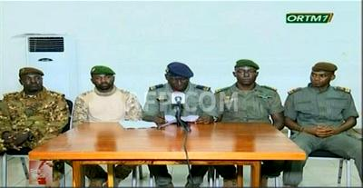 IPAC condemns military coup in Mali