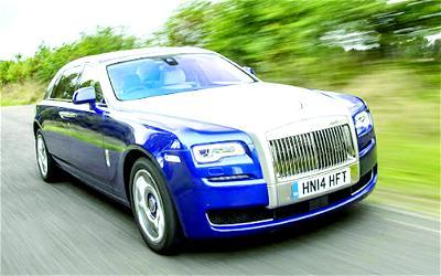 Rolls-Royce offers Ghost customers free checks