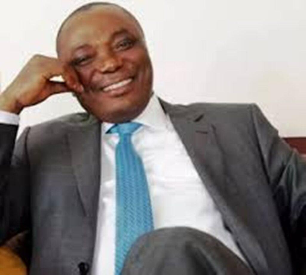 Suspension from PDP: I'm laughing, I don't know what they're talking about ― Nwaoboshi