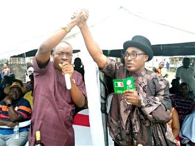 Keston Okoro reception: Delta PDP Ward exco members risk sanctions