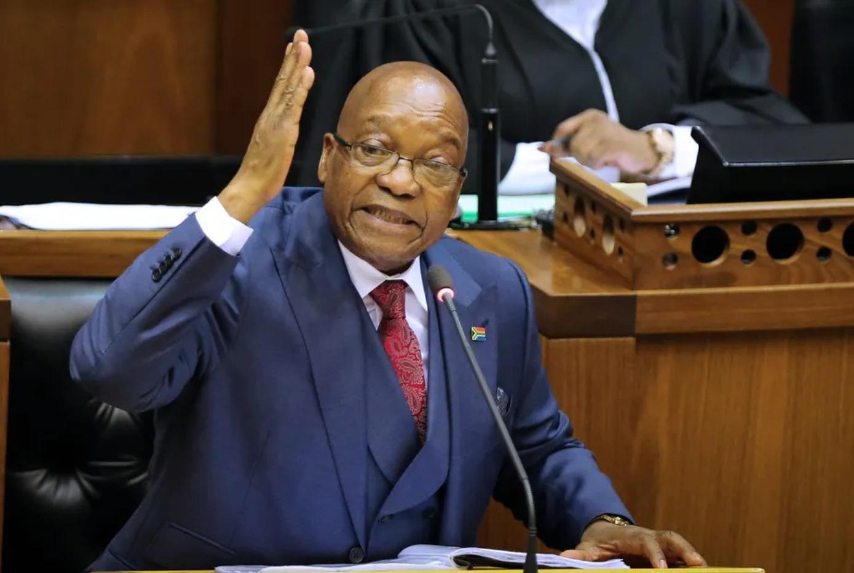 Contempt: Jacob Zuma gets 15-month jail term for defying court order