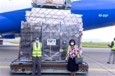 UAE donates 7.5 tonnes of medical supplies to Nigerian Govt