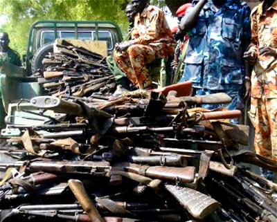 38 killed during peace deal disarmament in South Sudan