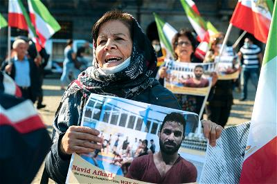 US sanctions Iranian judges, prisons over wrestler's execution