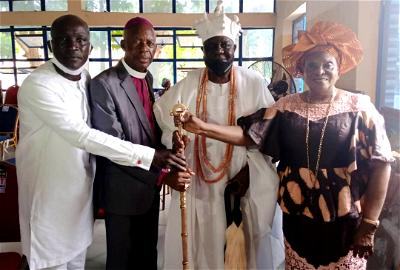 Clerics consecrate Apa Kingdom as cradle of Christianity