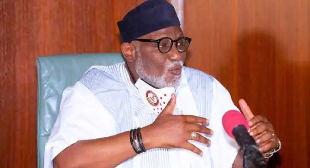 Ondo PDP knocks Akeredolu for building new N2bn governor's lodge amidst unpaid salaries