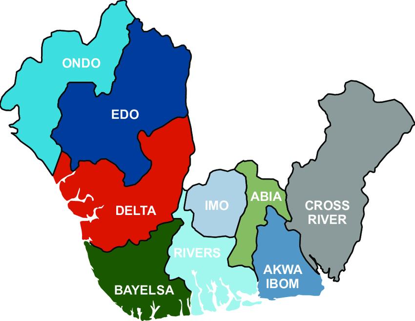 oil exploration in Niger Delta