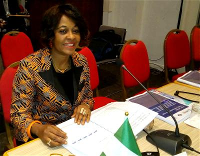 Ministry of Foreign Affairs gets a change agent as Permanent Secretary