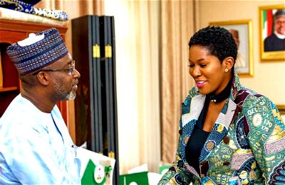 Stephanie Linus appointed National OPS-WASH Ambassador by Water Resources Minister