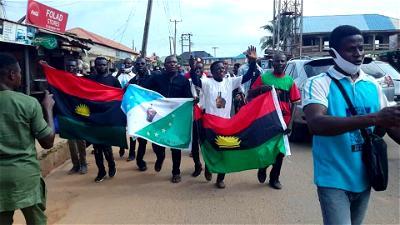 Bloodbath in Abia: 16 killed as troops, police, ESN clash