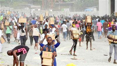 Hoodlums invade Kogi medical store, loot equipment