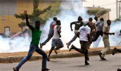 Hoodlums invade Senator's residence, cart away items worth N200million