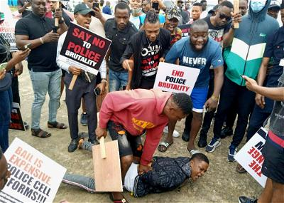 Reps bill threatens 5-year jail term for 'unlawful protesters'