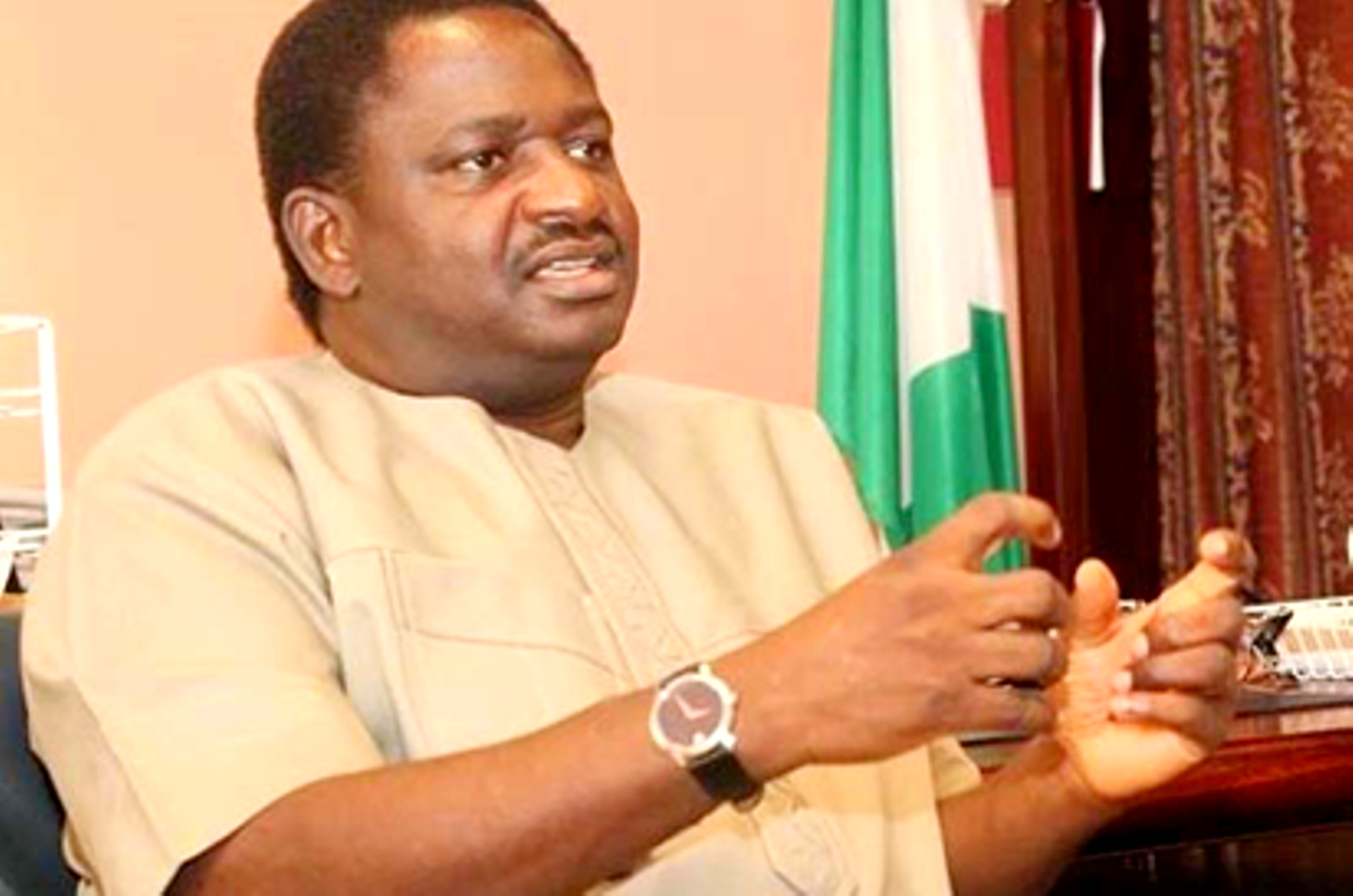 Femi Adesina: Some of Buhari's harshest critics come to Aso Rock for dinner