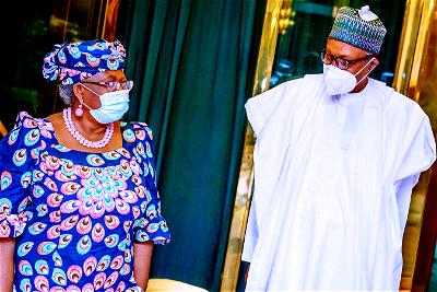 WTO appointment: Okonjo-Iweala's record of integrity, diligence will yield result ― Buhari