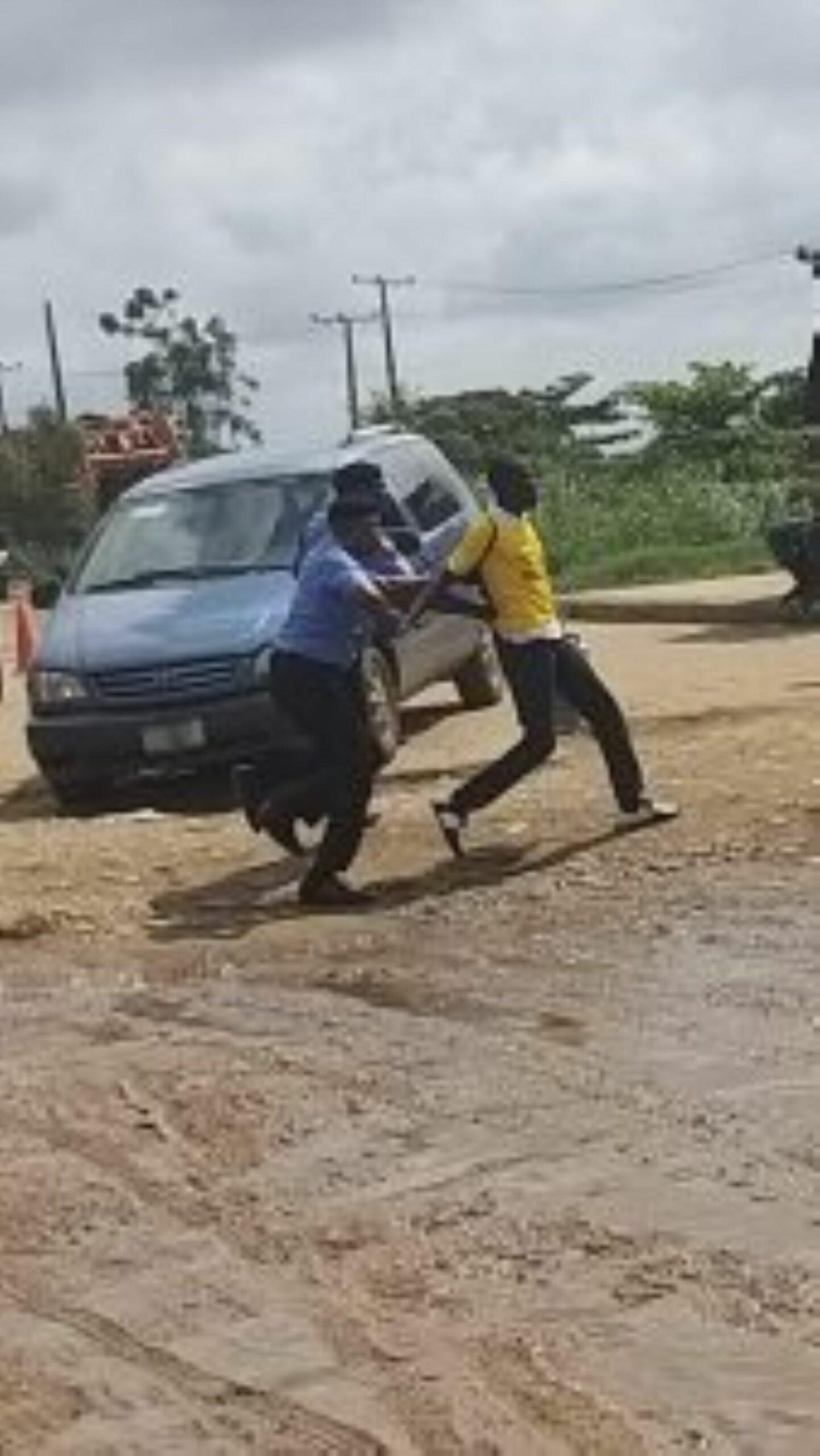 Police arrest, Igbo