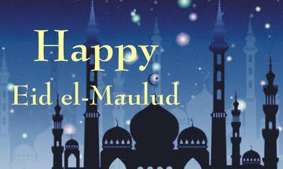 FG declares Tuesday public holiday to mark Eid-ul-Mawlud