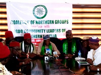You have failed Nigerians as leaders ― CNG, Igbo leaders tell Buhari, govs