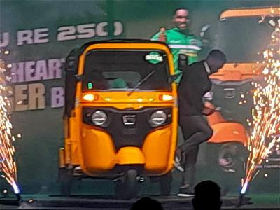 Bajaj RE250 Superkeke settles in Nigeria