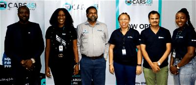 Meeting auto needs, expectations of customers, our goal — Cars45 boss