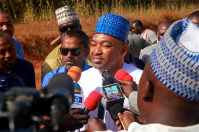 Infrastructure committee tells contractor to increase pace of work on Minna-Bida road